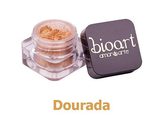 Sombra Natural Vegana Bioart Dourada
