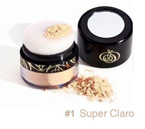 Pó Facial Natural Vegano Bioart Super Claro #1