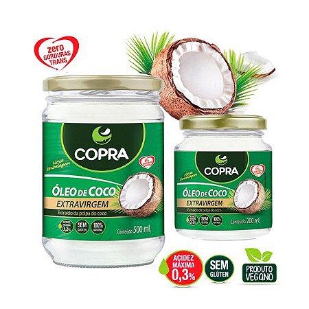 Óleo de Coco Natural Extra Virgem Copra