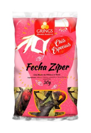 Chá Emagrecedor Fecha Zíper Grings 30g