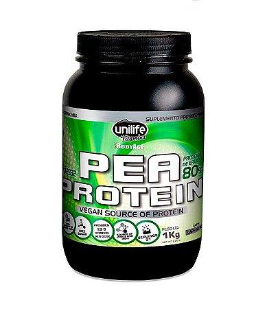 Pea Protein - Proteína Vegana de Ervilha Unilife - Cappuccino 1Kg