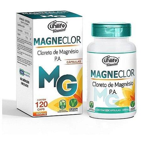 Cloreto de Magnésio P.A. Magneclor Unilife