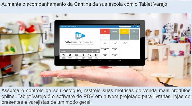 VEdu-Tablet Varejo Web Automação