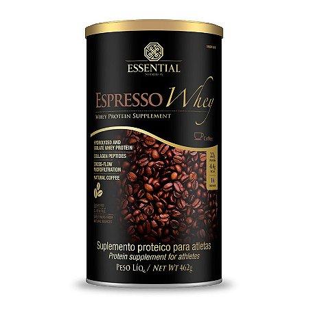 Espresso Whey Protein Essential Nutrition 462g
