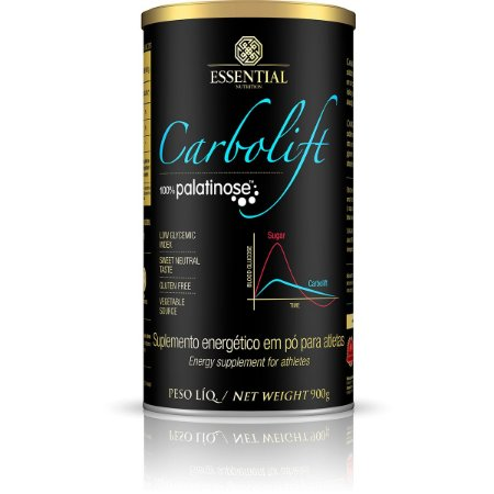 CarboLift 100% Palatinose Essential Nutrition 900g