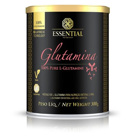 Glutamina 100% Pure Essential Nutrition 300g