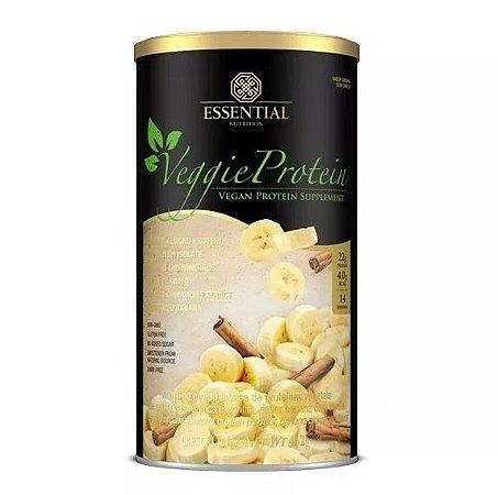 Veggie Banana com Canela Protein Essential Nutrition 462g