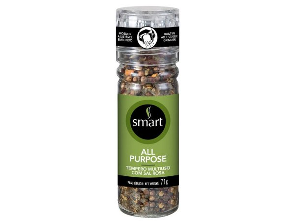 Mix de Ervas com Moedor 71g SMART