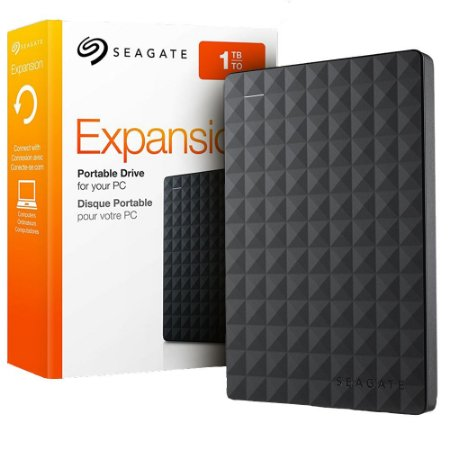 Hd Externo Seagate 1TB Expansion Usb 3.0