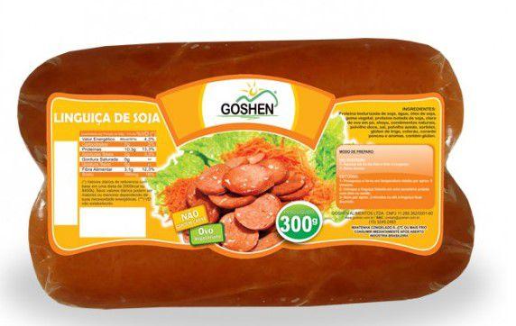 Linguiça de Soja ( 300g )