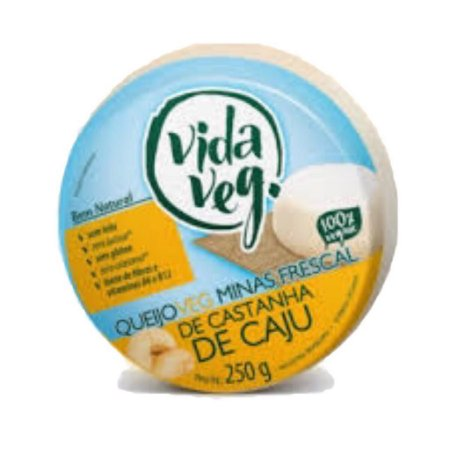 Queijo VEG Minas Frescal ( 250g )