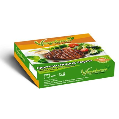 Churrasco Natural Vegano ( 400g )