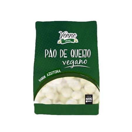 Pão de Queijo Vegano sabor Azeitona