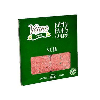 Hambúrguer de Soja (260G)
