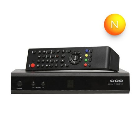 Decodificador Digital HD CCE DC108X Cabo HDMI