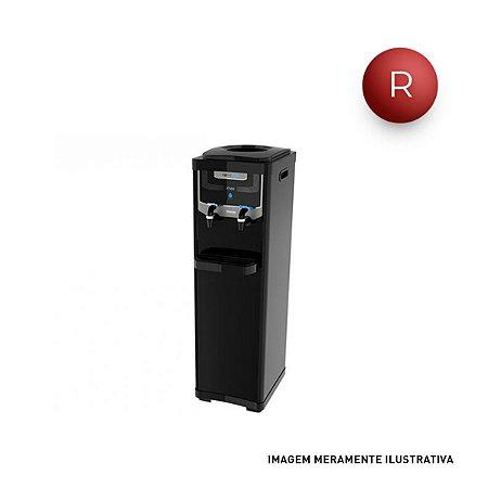 Bebedouro de Coluna Refrigerado por Compressor Black - Newup Max