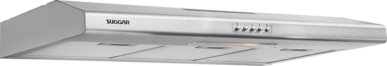Depurador de Ar Slim 80 cm Inox - Suggar