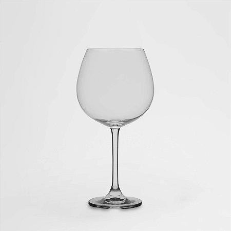 Kit 2 Unidades - Taça de Vinho Cristal - Bohemia