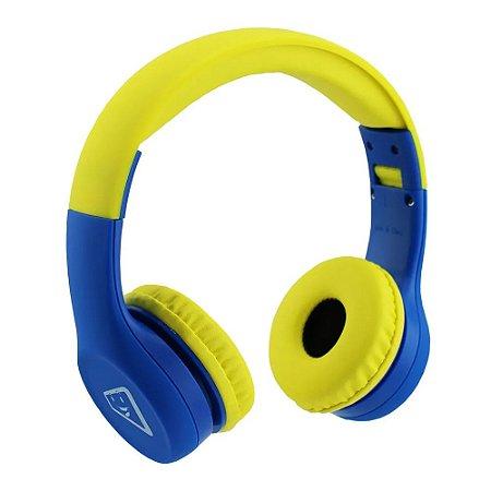 Headphone Infantil Stereo Safe Kids Joy - ELG