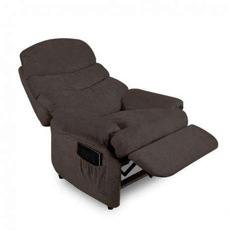 Poltrona do Papai Germany Marrom - American Comfort