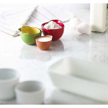 Conjunto de bowls de melamina com 4 peças - Trudeau