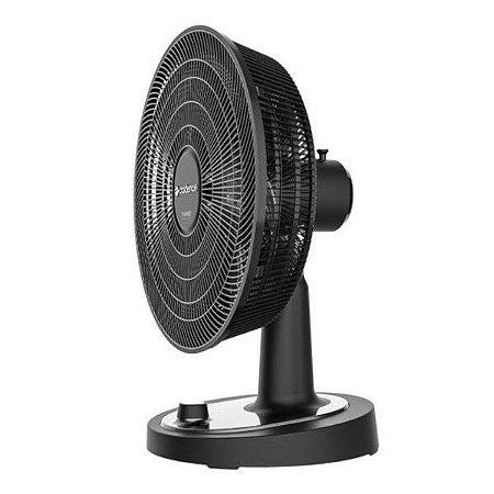 Ventilador Turbo Conforto VTR470 Black - Cadence