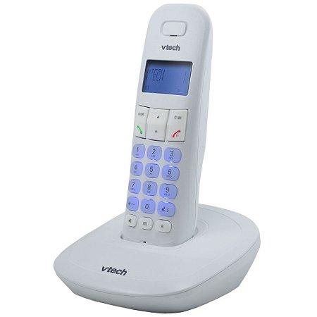 Telefone Digital Dect 6.0 Sem Fio Branco Vt650 - Vtech