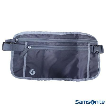 Money Belt Z34 Cinza - Semsonite