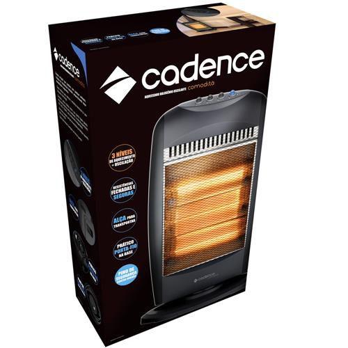AQUECEDOR CADENCE AQC300 COMODITA 1200W 127V
