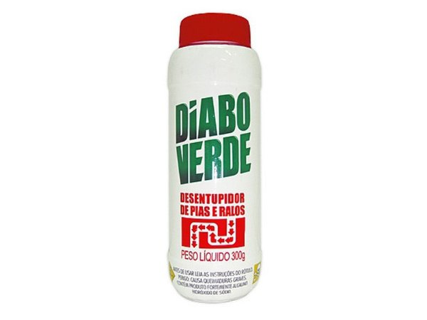 DESENTUPIDOR PIA DIABO VERDE 300GR