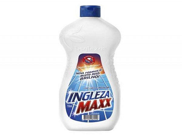 CERA INGLAZA MAX LIQUIDA INCOLOR 750ML