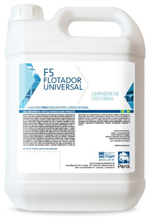F5 FLOTADOR UNIVERSAL CONCENTRADO PEROL 5L