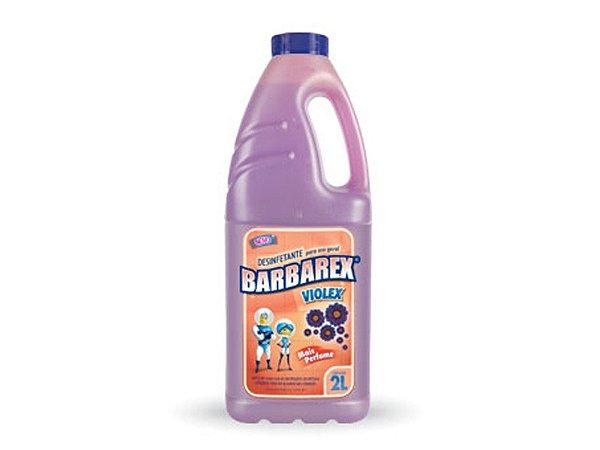 DESINFETANTE BARBAREX VIOLEX 2L