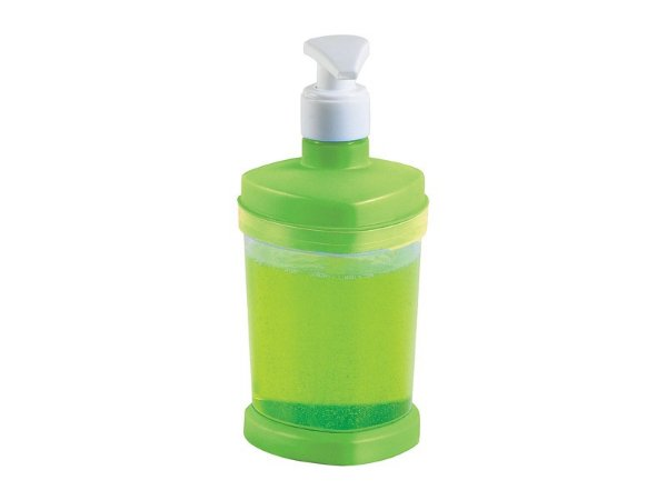 PORTA SABONETE LIQ PLASUTIL 250ML