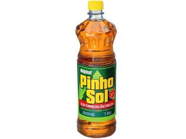 DESINFETANTE PINHO SOL ORIG 1L