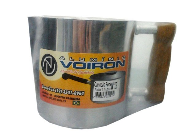 CANECAO FORTE POL BICO MAD N12 VOIRON 1,1L