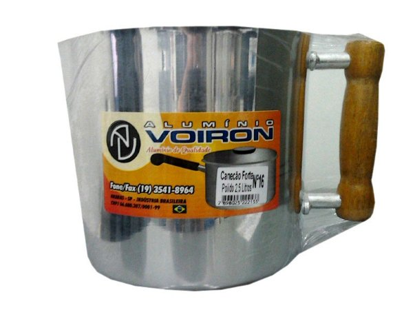 CANECAO FORTE POL BICO MAD N16 VOIRON 2,5L