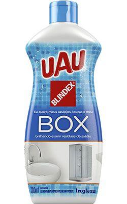 LIMPA BOX UAU 200ML
