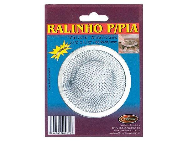 RALINHO P/PIA GALVAN 3.1/2X1.1/2 OVERTIME