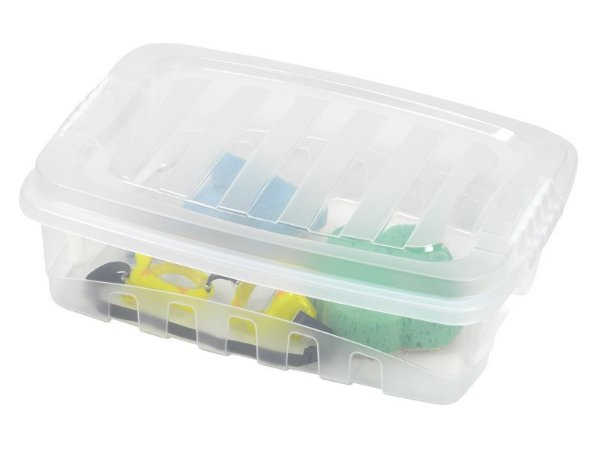CAIXA GRAN BOX BAIXA PLASUTIL 9,3L 405X290X122MM