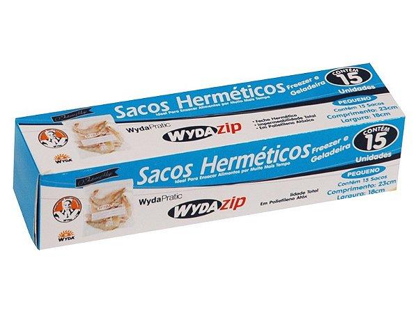 SACOS HERMETICOS WYDA 23X18 [15UN]