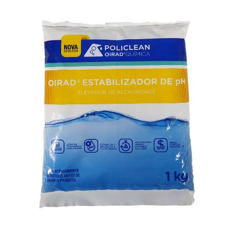 ESTABILIZADOR DE PH OIRAD 1KG