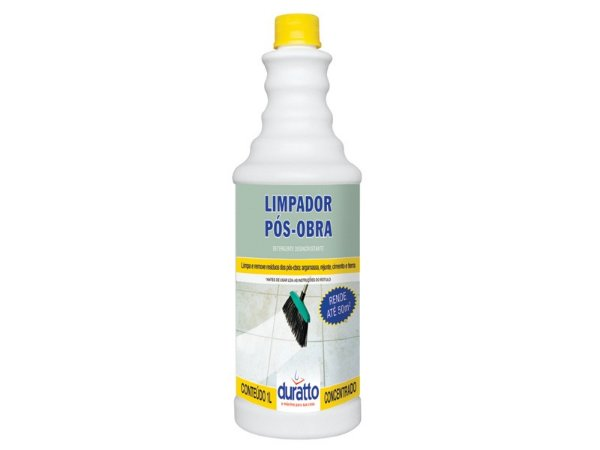 LIMPADOR POS OBRA DURATTO 1L