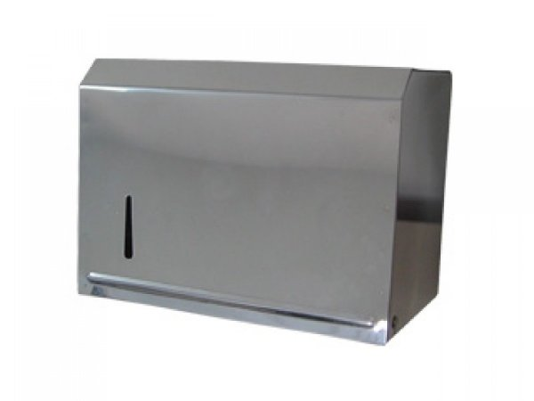 DISPENSER INTERFOLHA INOX JSN