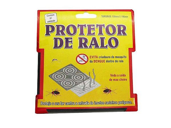 PROTETOR DE RALO QUADRADO 190X190MM MAXXIMO