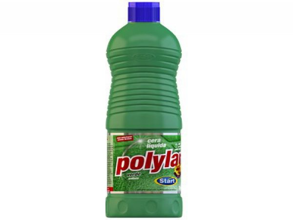 CERA POLYLAR START LIQ VERDE 750ML