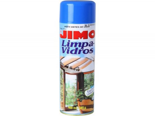 JIMO LIMPA VIDROS AEROS 400ML