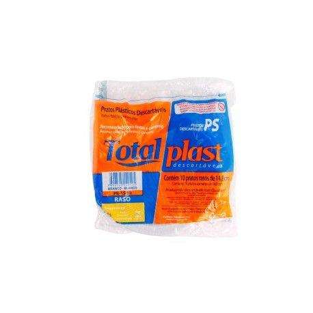PRATO P/SOBREM TOTAL PLAST PR15 [10UN]