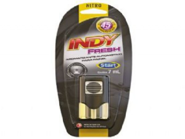 INDY AROMATIZANTE PAINEL TURBO START 7ML