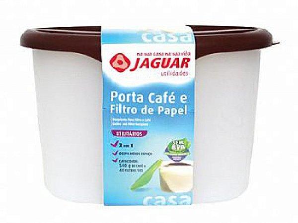 PORTA CAFE/FILTRO JAGUAR